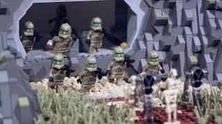 Lego Clone Base on Ealor | Star Wars MOC HD