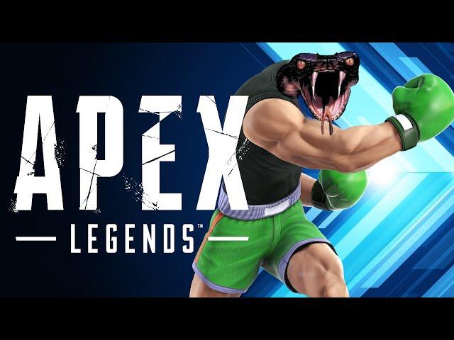APEX LEGENDS™ - CAPOBASTONE WINS A BATTLE ROYALE WITH A POWERFUL PUNCH!