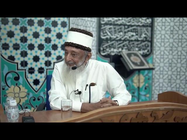 Kepentingan Strategis Al Quran Di Akhir Zaman Oleh Sheikh Imran N Hosein Di Malaysia 18 06 19 BAHASA