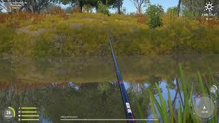 Russian Fishing 4 Fishing with Joker - cro -sichel spot at akhtuba