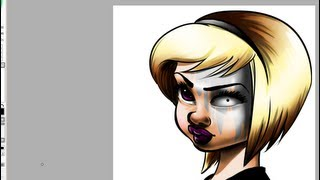 Speed Drawing - Rose Lalonde
