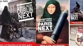 Israel tweets racist images online from its Dublin office(Israel tweets racist images online from its Dublin office., 2014-07-28T12:21:25.000Z)