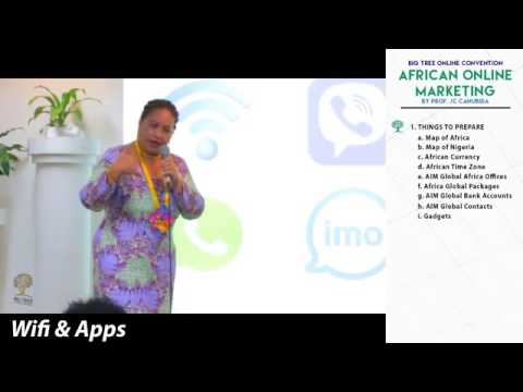 AFRICA MARKETING TIPS