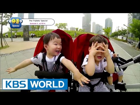 The Return of Superman - The Triplets Special Ep.2