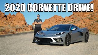 Here's Why The 2020 C8 Corvette Is The BEST Sports Car Under $100,000!