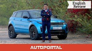Range Rover Evoque Test Drive Review – Autoportal