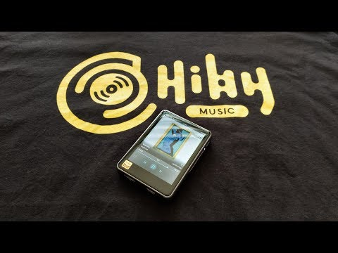 HiBy R3: Upcoming Tidal-capable ultracompact music player