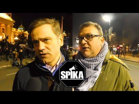 SPIKA se spika: Borko Stefanović i Nenad Kulačin - Sporazum sa narodom okuplja sve (1 od 5 miliona)