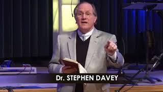 """""""UN DON NADIE""""   Dr. Stephen Davey. Predicaciones, estudios bíblicos."""