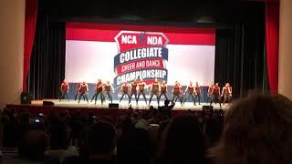 Louisville Ladybirds 2018 National Champions