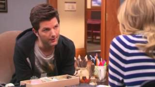 Parks And Recreation S05e20 - Mac And Cheese Pizza