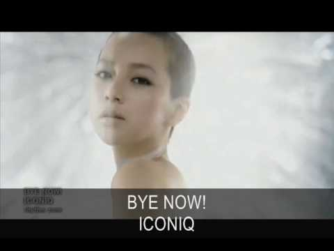 ICONIQ - BYE NOW! Instrumental W/ Lyrics