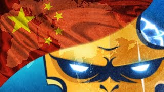 TEAM QUESO vs SELECCIÓN DE CHINA | Amistoso | Clash Royale