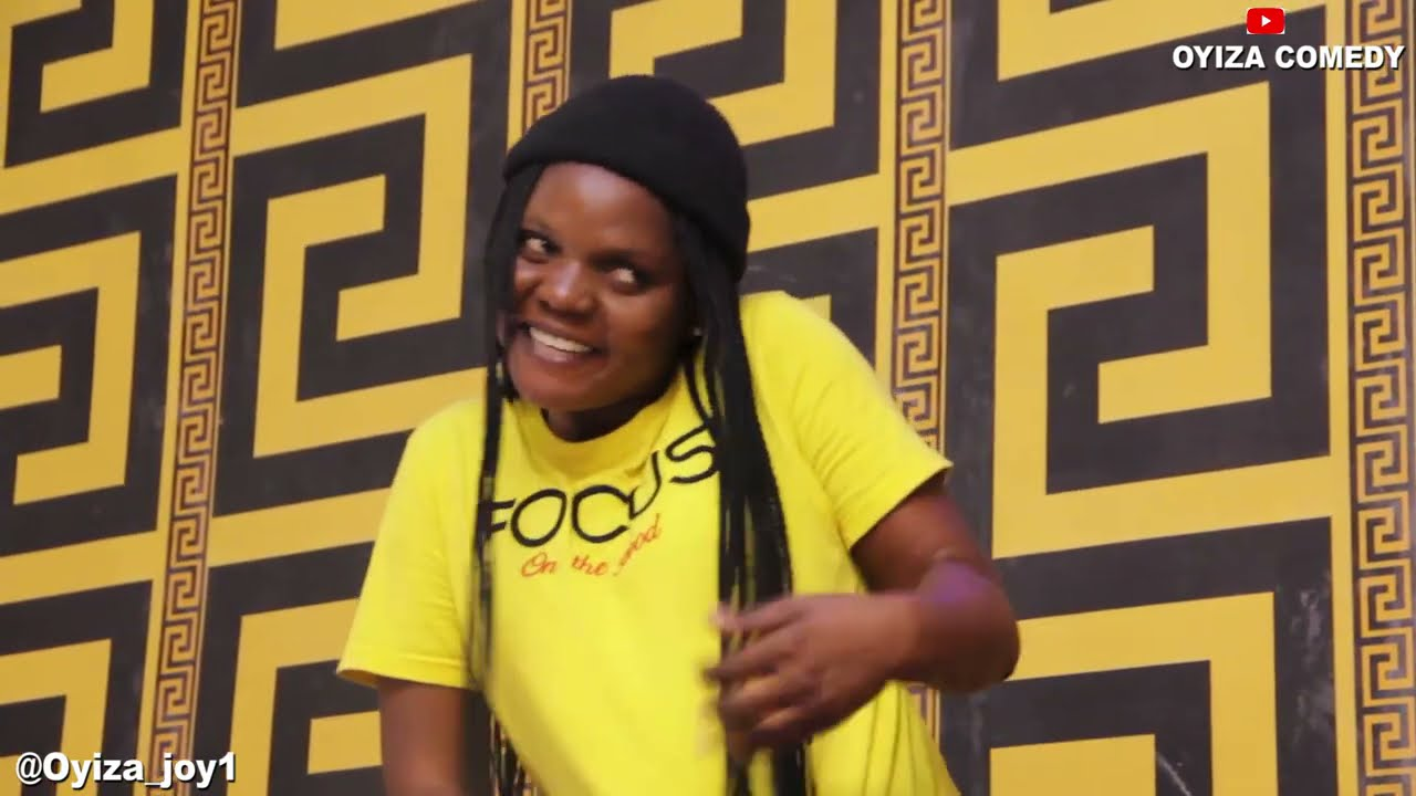 Download WORLD TOWEL DAY - REAL HOUSE COMEDY ft OYIZA COMEDY