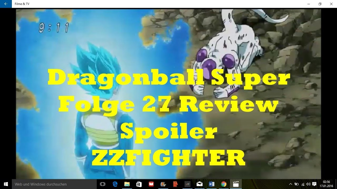 Dragonball Super German