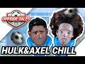 Hulk and Axel Witsel Zenit | Fantasy Football Cartoons | OFFSIDE TALES | Funny Football Animation