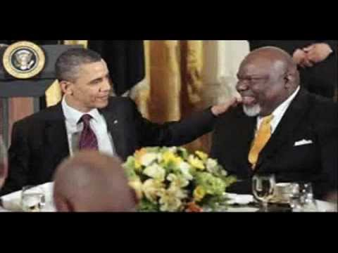 T d jakes homosexuality in christianity