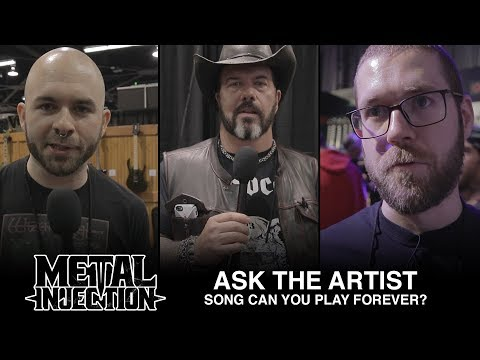 ATA: Which Song Can You Play Forever? | Metal Injection