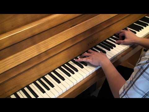 Wang Lee Hom - Ni Bu Zhi Dao De Shi Piano by Ray Mak