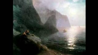 "Galina Vishnevskaya~ ""The heavy clouds disperse"" Rimsky-Korsakov"