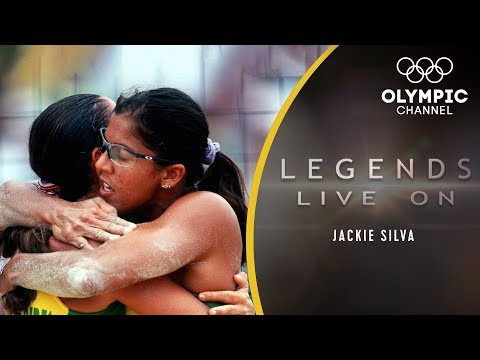 Download Youtube: The Story of Beach Volleyball Legend Jackie Silva | Legends Live On