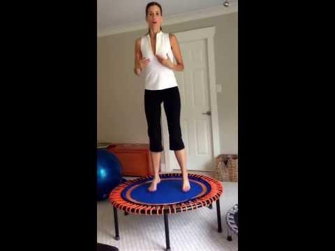 My Fitness Routine Part 1: Bellicon Rebounder