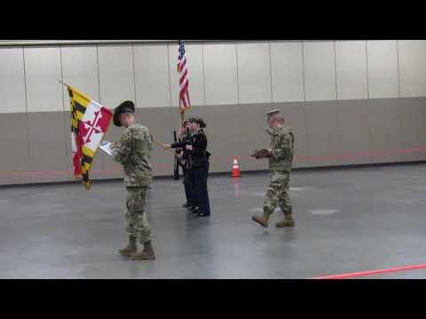Atholton High School Color Guard Regionals 2019