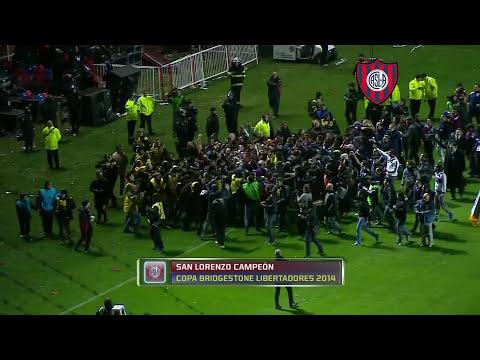 El recorrido de San Lorenzo Campeón en la Copa Libertadores 2014