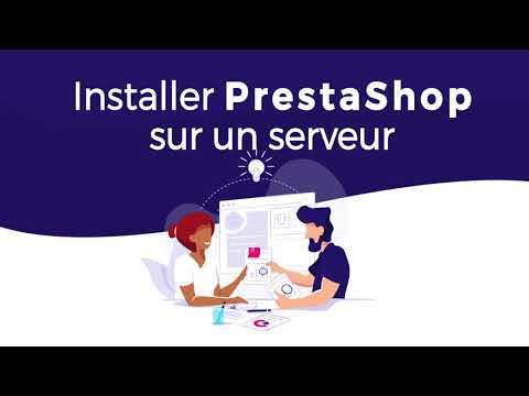 [Tutoriel complet]  Installer PrestaShop en ligne