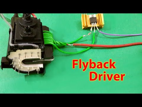 FlyBack Driver with mosfet z44
