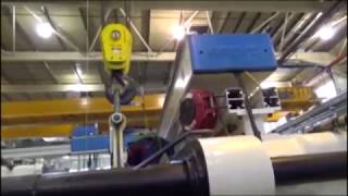 Powered Tagline Fall Arrest system | Arco Professional Safety Services