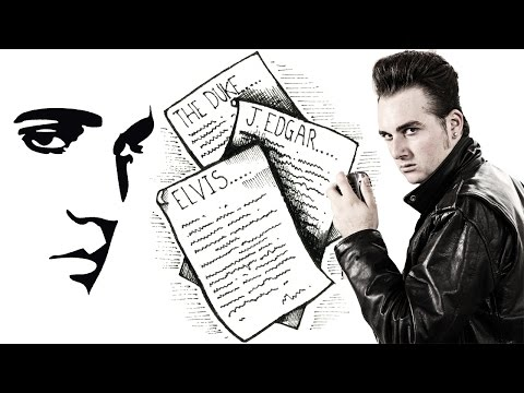 Fax From Elvis (Official Lyric Video)