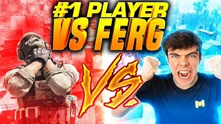 #1 Battle Royale Player vs iFerg in COD Mobile... (you won't believe what happened)