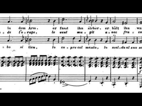 F. Schubert - Der Erlkönig (Le Roi des Aulnes) ; Jessye Norman