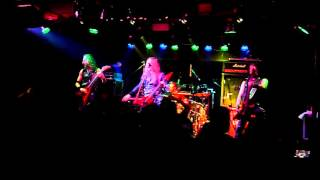 Vader-Reborn in flames live in Collosseum club 2015