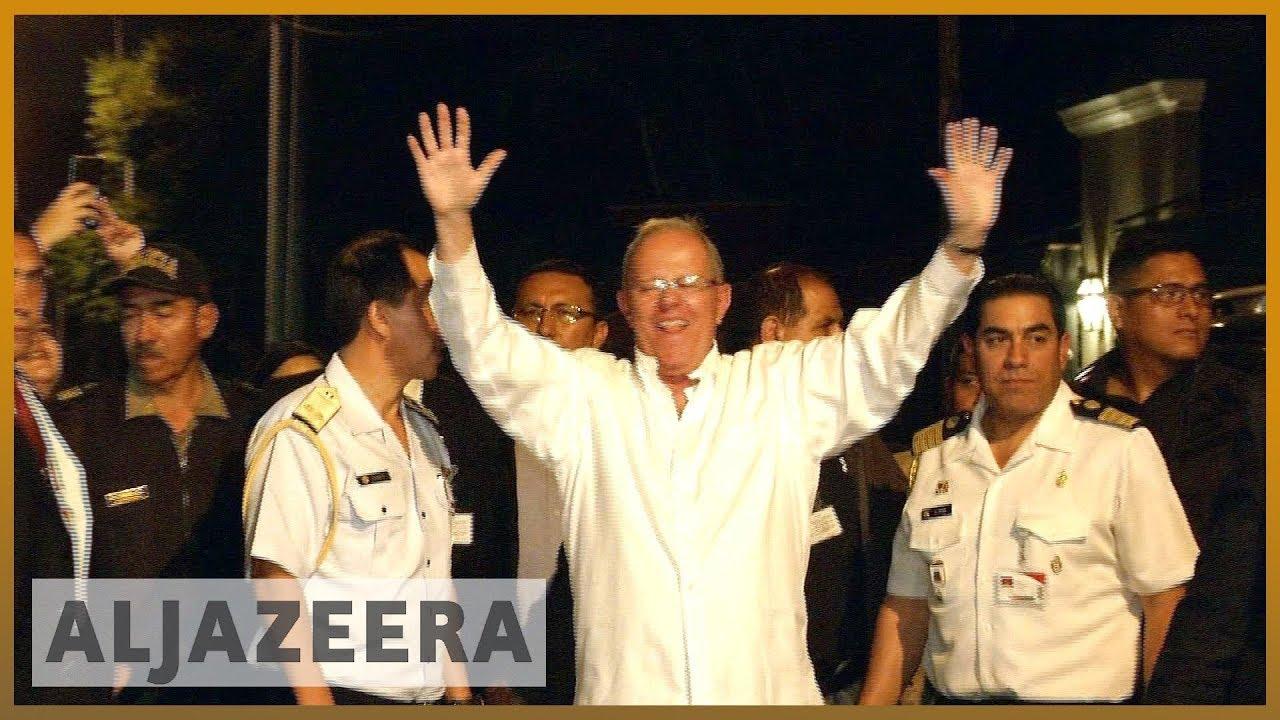 🇵🇪 Peru's congress approves impeachment debate   Al Jazeera English