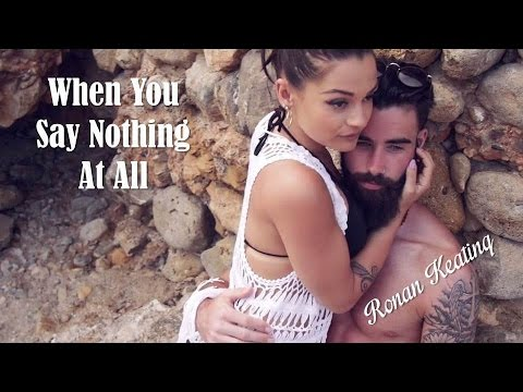 "When You Say Nothing At All   Ronan Keating  ""Notting Hill"" TRADUÇÃO HD Lyrics"