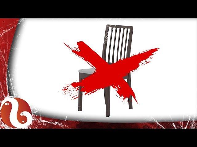 Seroths fais moi peur-cette chaise te fera peur !