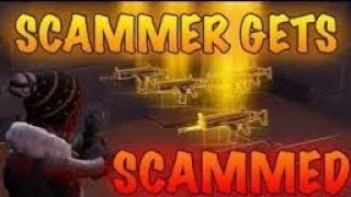 Fortnite Save The World Scammer Gets Scammed #4 Greek