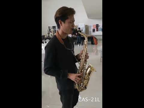 The exhibition in Asia Pacific Saxophone Academy event (APSA) | Château Saxophone