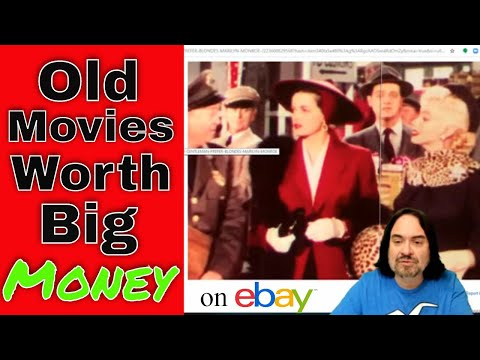 old-movies-selling-for-big-bucks