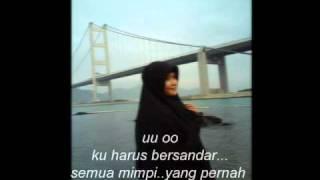 Nike ardila-Aku Bagai Nelayan lyrics by Manis K,N.wmv
