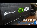Unboxing de pedido de CyberPuerta / Fuente de Poder Corsair cx430