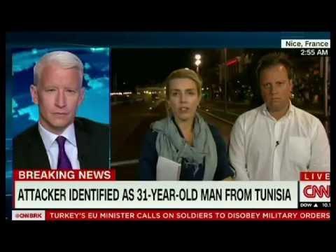CNN breaking news Nice (France) latest news