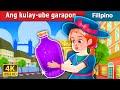 ang kulay ube garapon the purple jar story filipino fairy tales