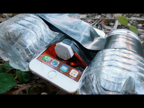 Can the iPhone 6S Survive a Sodium Explosion?