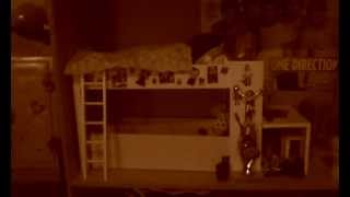 American Girl Doll Bunkbed Room Review