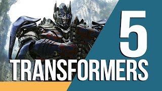 Трансформеры 5
