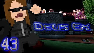 No It's a Ghost | Let's Play Deus Ex #43
