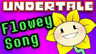 undertale flowey song i am flowey by tryhardninja